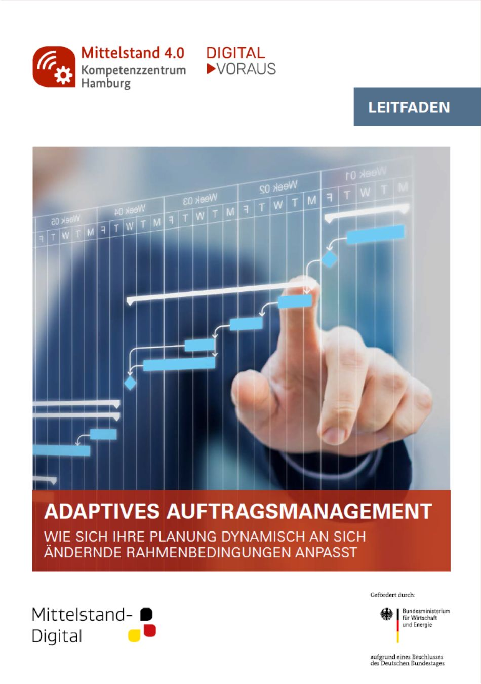 Adaptives Auftragsmanagement